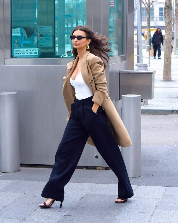 Out and about in New York City, April 2018.