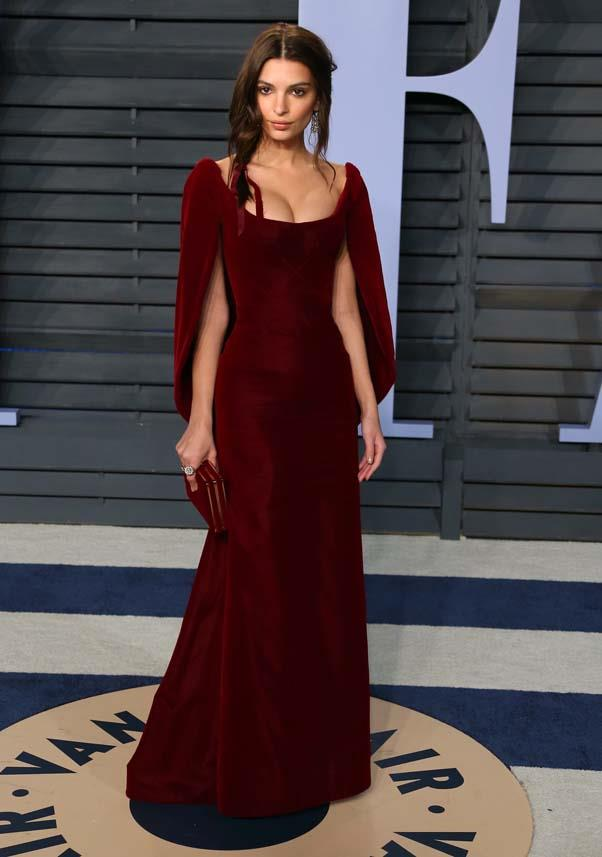 At the *Vanity Fair* Oscar's After Party, March 2018.