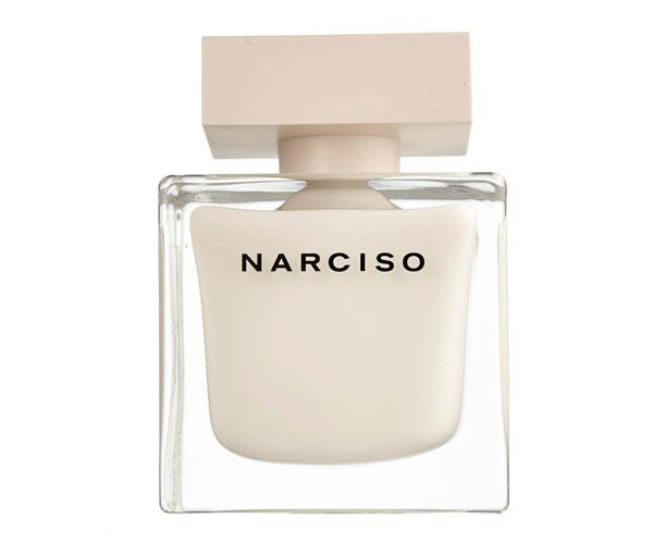 """**Narciso Rodriguez, Narciso EDP** <br><br> Narciso features woody top notes of vetiver, while a blend of musk and amber make this EDP timeless. <br><br> $99 for 50ml, at [Priceline](https://www.priceline.com.au/narciso-rodriguez-narciso-edp-50-ml