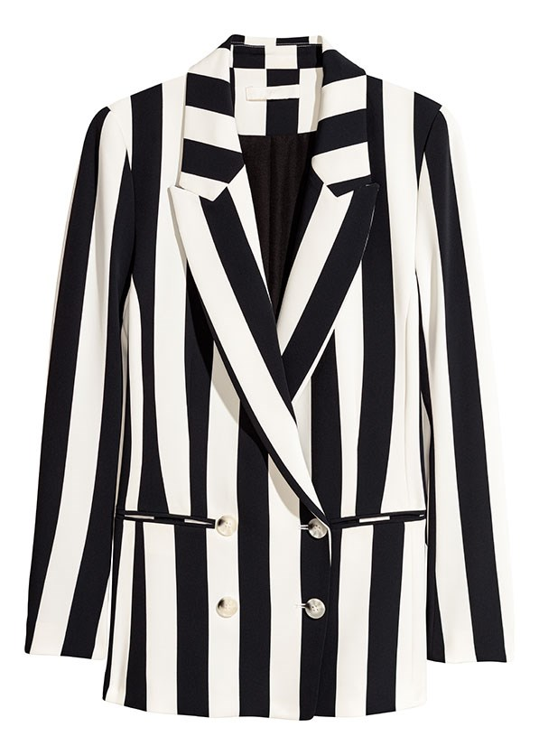 "Blazer, $59.99 at [H&M](https://www.hm.com/au/store-locator|target=""_blank""|rel=""nofollow"")"