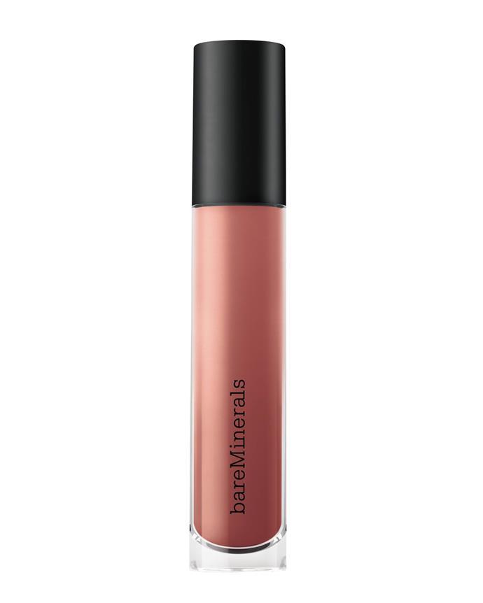 "bareMinerals Gen Nude Matte Liquid Lipcolour in Friendship, $26 at [Mecca](https://www.mecca.com.au/bareminerals/gen-nude-matte-liquid-lipcolour/V-025999.html|target=""_blank""|rel=""nofollow"")."