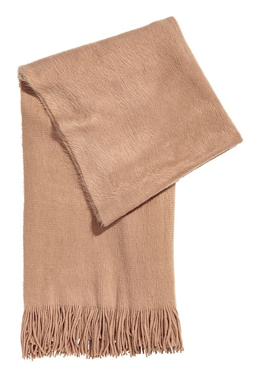"""Scarf, $24.99 at [H&M](https://www.hm.com/au/store-locator