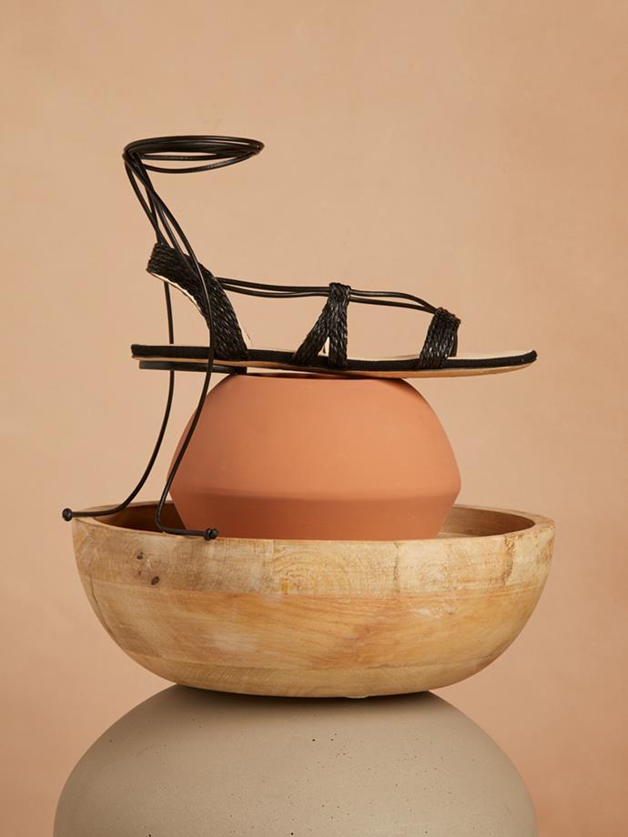 "Sienna woven leather sandals, $278 at [Net-A-Porter](https://www.net-a-porter.com/au/en/product/1070046/cult_gaia/sienna-woven-raffia-and-leather-sandals|target=""_blank""|rel=""nofollow"")"