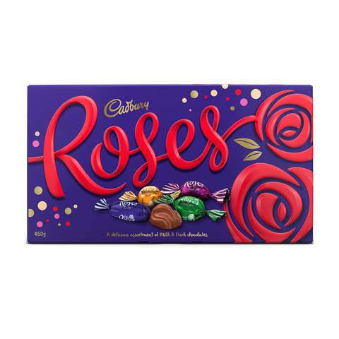 "**Cadbury Roses, $15.50 at [Woolworths](https://www.woolworths.com.au/shop/productdetails/353084/cadbury-roses|target=""_blank"").** <br><br> Cadbury Roses are a tried-and-tested Mother's Day gift. They're a hit every time. You can't lose."
