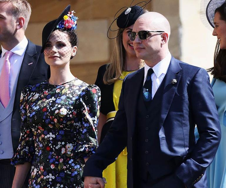 How The Royal Wedding Celebrity Guests Know Meghan And Harry ...