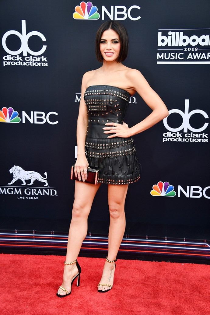 Jenna Dewan at the 2018 Billboard Awards.