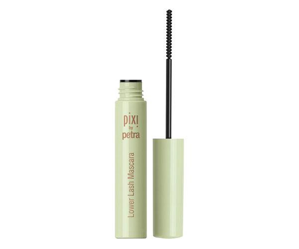 "Pixi Beauty Lower Lash Mascara, approx. $21, at [Cult Beauty](https://www.cultbeauty.co.uk/pixi-lower-lash-mascara.html|target=""_blank"")."