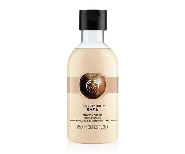"Skip the post-shower moisturiser with a conditioning shower gel. <br><br> The Body Shop Shea Shower Cream, $11, at [The Body Shop](https://www.thebodyshop.com/en-au/body-care/body-wash-shower-gel/shea-shower-cream/p/p000112|target=""_blank"")."