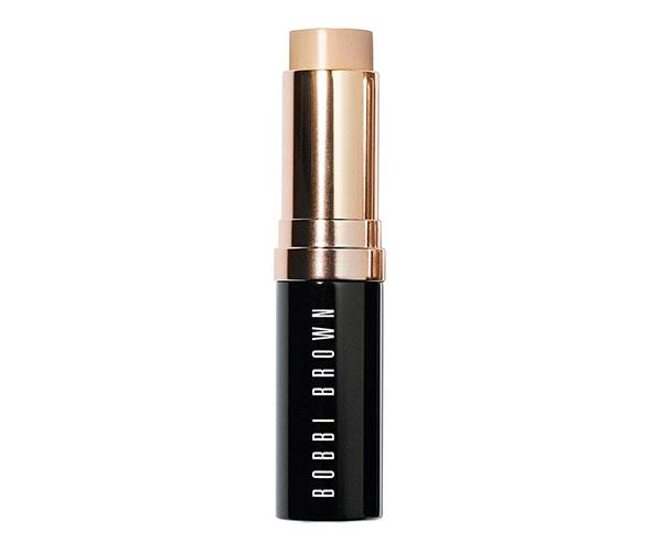 """Bathroom lighting can be harsh, so avoid doing a full face of makeup. Spot conceal redness or darkness under the eyes with a stick foundation or concealer. This one can also be applied sheerly to fake a full coverage finish. <br><br> Bobbi Brown Skin Foundation Stick, $70, at [Bobbi Brown](https://www.bobbibrown.com.au/product/14017/29723/makeup/face-and-cheek/foundation/skin-foundation-stick/free-shipping-returns