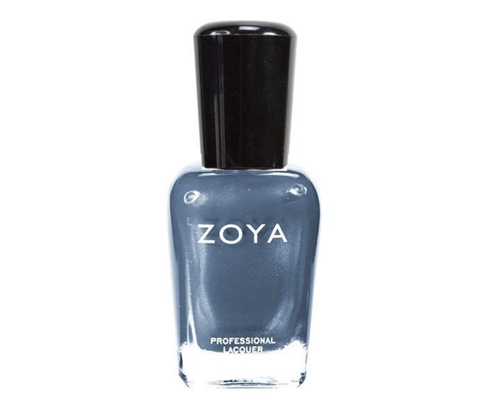 "Nail Lacquer in Marina, $19,at [Zoya](http://www.zoya.com.au/marina-zoya-nail-polish|target=""_blank"")."