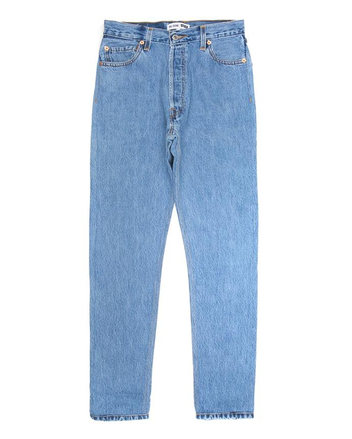 "Jeans, $258 at [Re/Done](https://shopredone.com/collections/high-rise/products/no-2630hr11101143|target=""_blank""