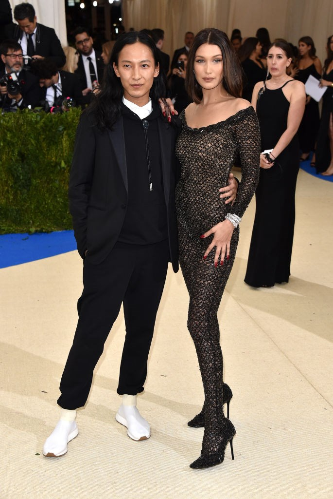 Alexander Wang (though sadly, Bella Hadid will not be making an appearance).