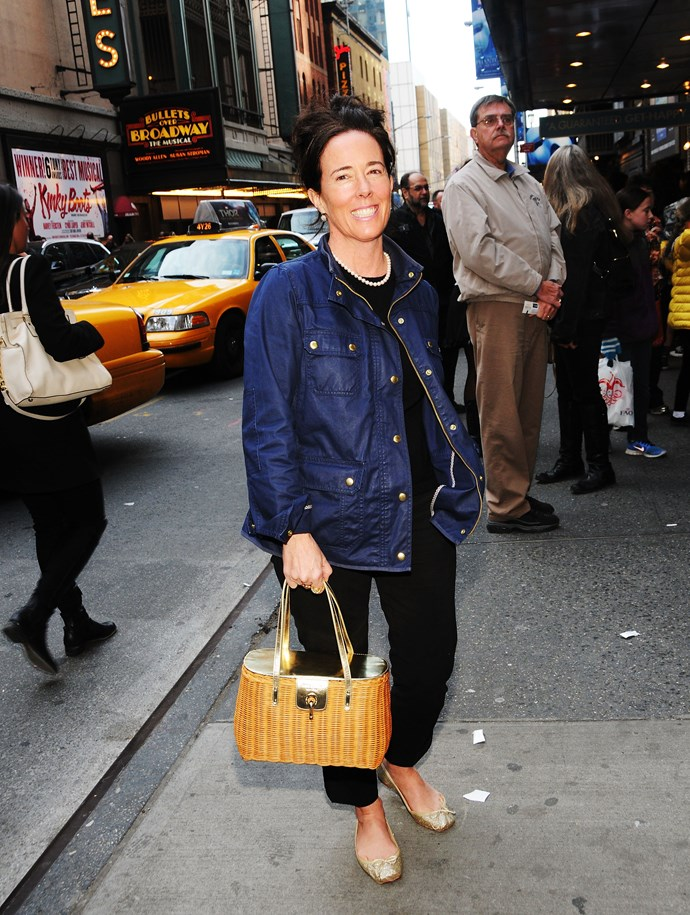 KATE SPADE <br><br> GETTY