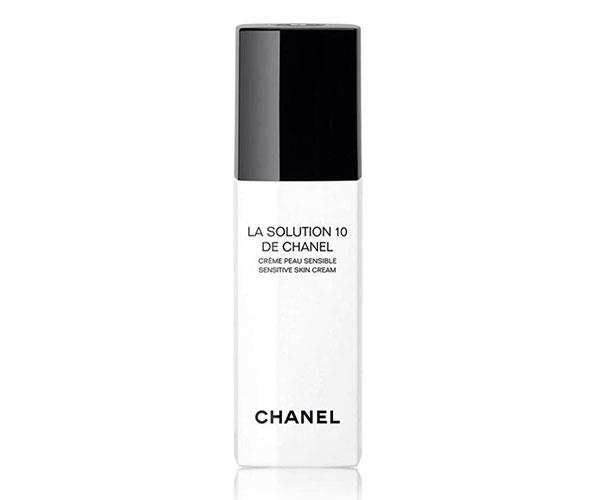 """**The Facial Moisturiser** <br><br> All skin-types can become sensitive in the winter. So, Chanel developed this moisturiser to soothe, de-stress and hydrate delicate skin.  <br><br> Chanel La Solution 10 De Chanel, $176, at [Myer](https://www.myer.com.au/shop/mystore/chanel-hydration/493232320 target=""""_blank"""")."""