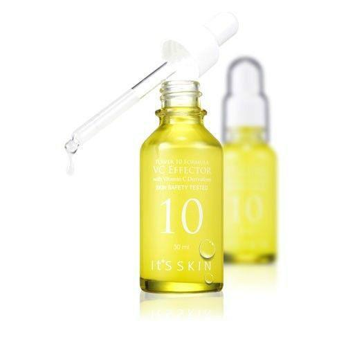 """**Best Korean Beauty Vitamin C Serum For Brightening Dull Skin**<br><br>  This is a nourishing serum that combines vitamin C with green tea extracts to brighten your complexion and help mitigate dull-looking skin.<br><br>  *It's Skin Power VC Effector, $29.95 at [Beauty Bay](https://fave.co/2BDh77Q