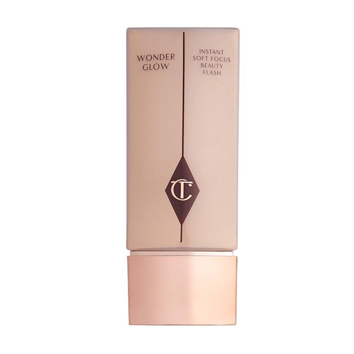 "**Charlotte Tilbury Wonderglow Primer, $76 at [Charlotte Tilbury](http://www.charlottetilbury.com/au/wonderglow.html|target=""_blank""