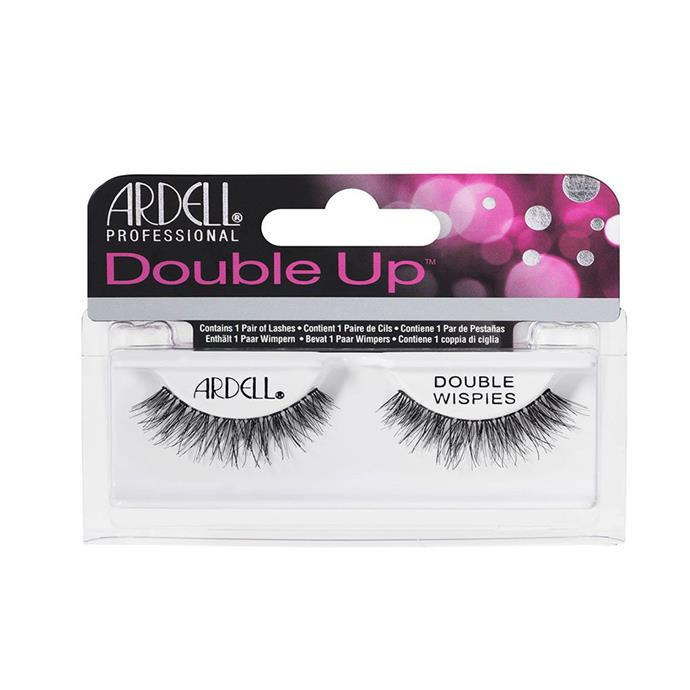 "**Ardell Double Up Lashes, $14.95 at [GlamaCo](https://www.glamaco.com.au/ardell-205-double-up-lashes.html|target=""_blank""