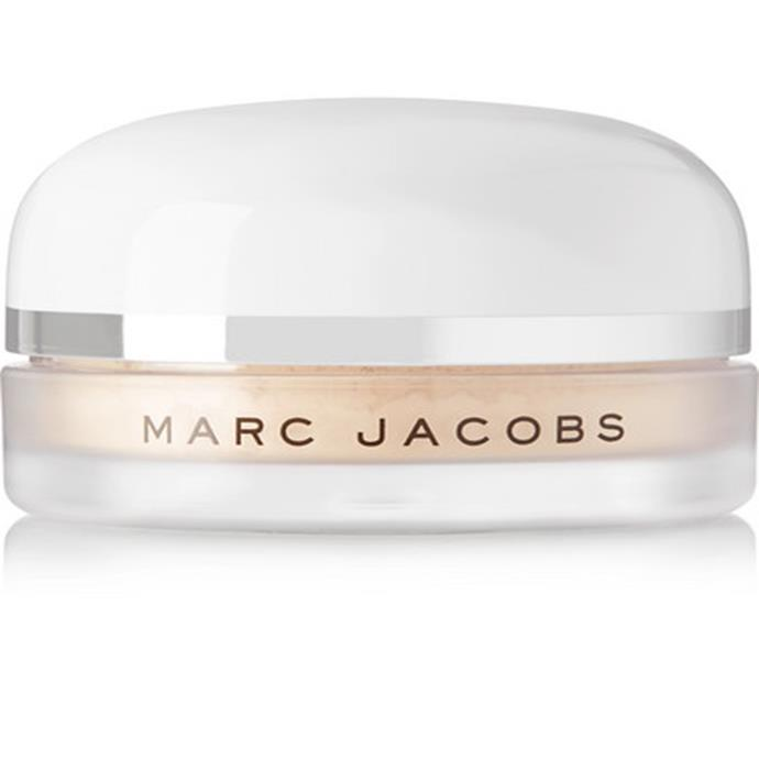 "**Marc Jacobs Perfecting Coconut Setting Powder, $63 at [Net-a-Porter](https://www.net-a-porter.com/au/en/product/1069692/marc_jacobs_beauty/finish-line-perfecting-coconut-setting-powder|target=""_blank""