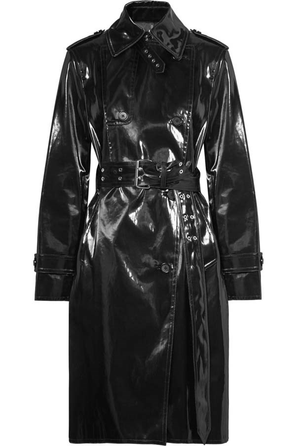"**Buy**: Coat by Helmut Lang, $826 at [Net-a-Porter](https://www.net-a-porter.com/au/en/product/1010325/helmut_lang/coated-shell-trench-coat|target=""_blank""