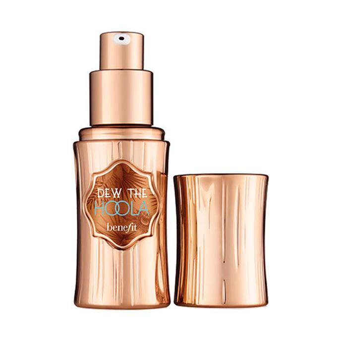 """Benefit Dew The Hoola, $52 at [Adore Beauty](https://www.adorebeauty.com.au/benefit-cosmetics/benefit-dew-the-hoola.html