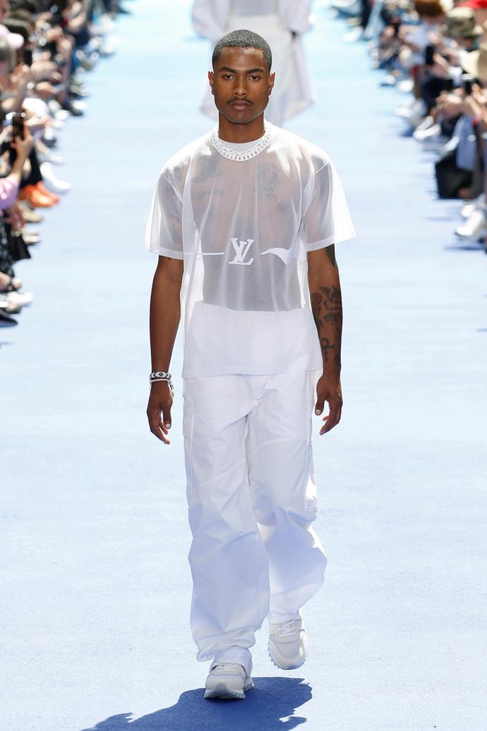 **7. Head-To-Toe White**