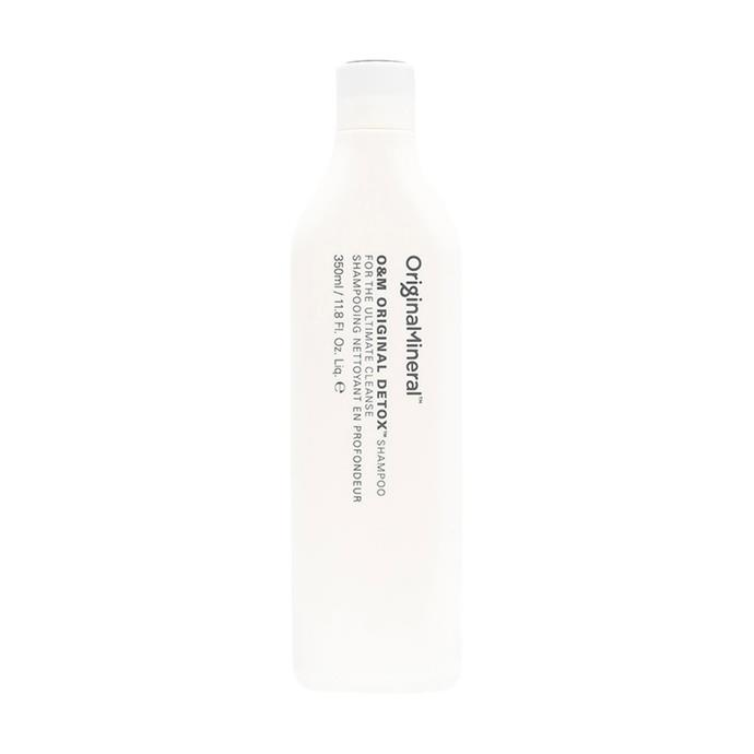 "Original & Mineral Original Detox Shampoo, $33 at [RY](https://www.ry.com.au/original-mineral-original-detox-shampoo-350ml/11167013.html|target=""_blank""|rel=""nofollow"")"