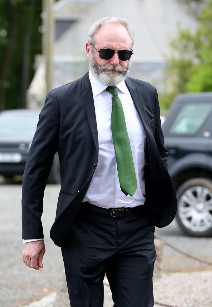 Liam Cunningham (Davos Seaworth).