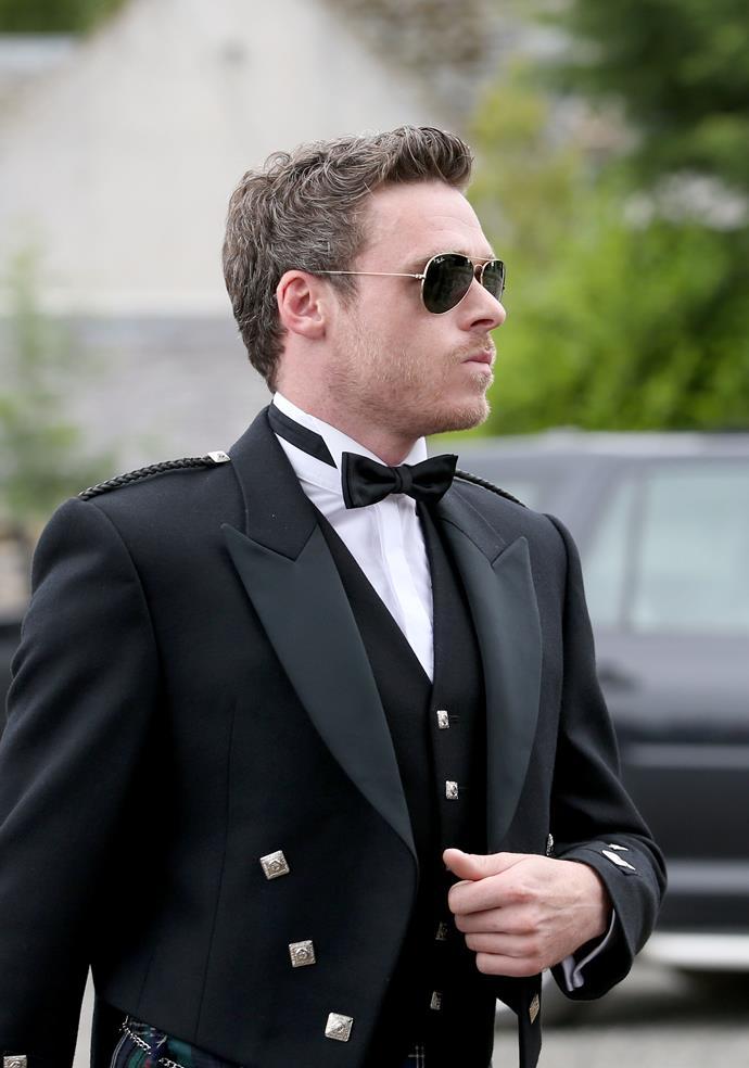 Richard Madden (Robb Stark).