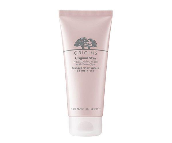"For an off-the-charts glow. <br><br>  Origins Original Skin Rose Clay Mask, $39, at [Mecca](https://www.mecca.com.au/origins/original-skin-rose-clay-mask-100ml/I-021804.html?cgpath=brands-origin|target=""_blank"")."
