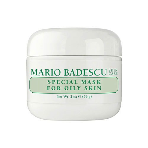 "For clear skin. <br><br> Mario Badescu Special Mask For Oily Skin, $34, at [Beauty bay](https://www.beautybay.com/skincare/mariobadescu/specialmaskforoilyskin/?ctyid=au&gclid=Cj0KCQjwpcLZBRCnARIsAMPBgF2b84TBz2Wvsyy531eMC6K17P4qmmLM4Q2nrBEuBzGuQrkU0jIhBIoaAmD4EALw_wcB|target=""_blank"")."
