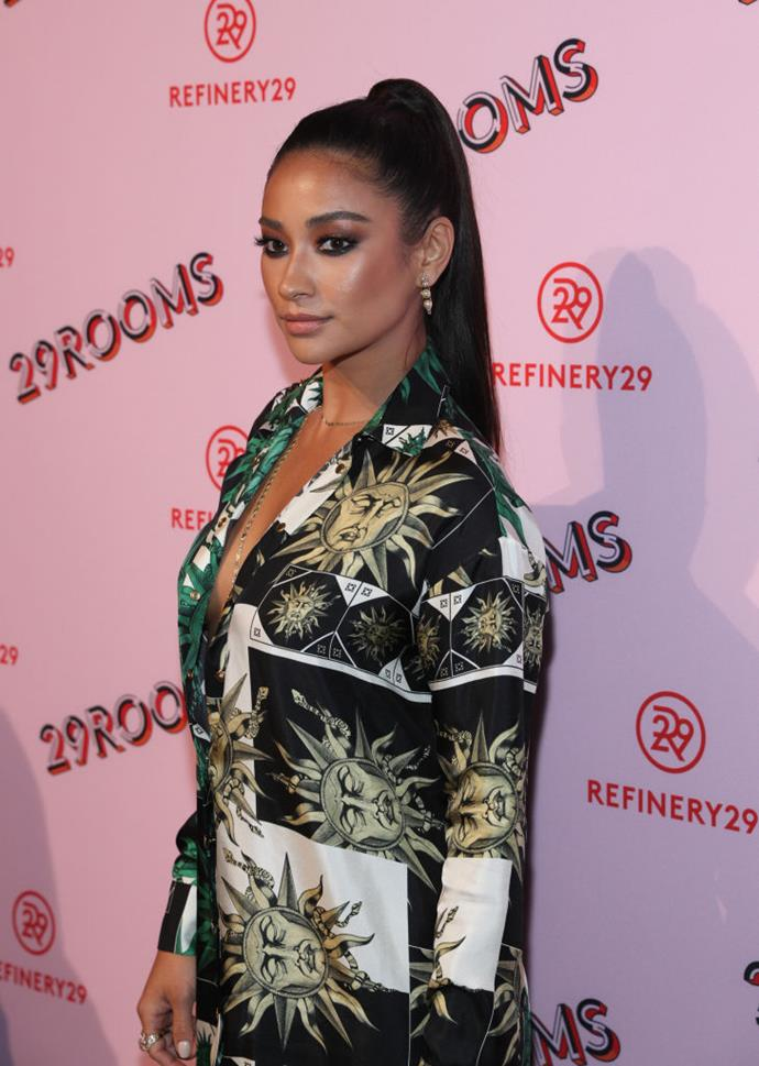 Shay Mitchell   Image: Getty