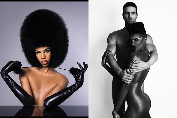 """**NAOMI SMALLS** <br><br> When you're using the names of two supermodels (*Naomi Campbell* and *Joan Smalls*), there's a certain standard one must live up to—and for Season 8 frontrunner Naomi Smalls, it's tens across the board.  <br><br> Naomi had the honour of lipsyncing in front of models [Gigi Hadid](https://www.elle.com.au/fashion/gigi-hadid-platform-sneakers-17905