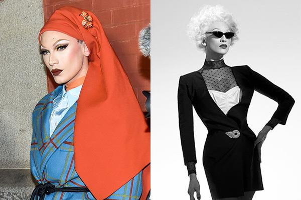 "**MISS FAME** <br><br> Her head hasn't had any complains (though it [took her a while to get there](https://www.youtube.com/watch?v=ewJiyNys-58|target=""_blank"")), and neither has her style.  <br><br> Miss Fame is a bona fide makeup superstar with over 500k subscribers on [YouTube](https://www.youtube.com/channel/UC6HyOAJif6Vp8qtkGaoFPqg