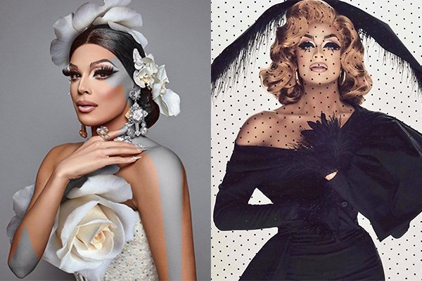 """**VALENTINA** <br><br> Her 'Lipsync For Your Life' (LSFYL) may have been one of the most crushing in *Drag Race* herstory, but Valentina's polished style propelled her to legend status.  <br><br> Her Madonna runway look evoking the [*SEX* book](https://twitter.com/search?f=images&vertical=default&q=valentina%20madonna&src=typd&lang=en
