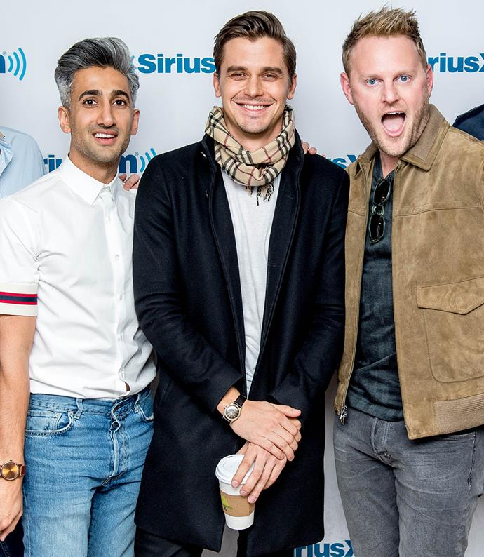 At SiriusXM in New York City in February, 2018