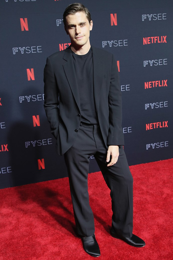 At Netflix's FYSEE Launch Event in Los Angeles, May 2018