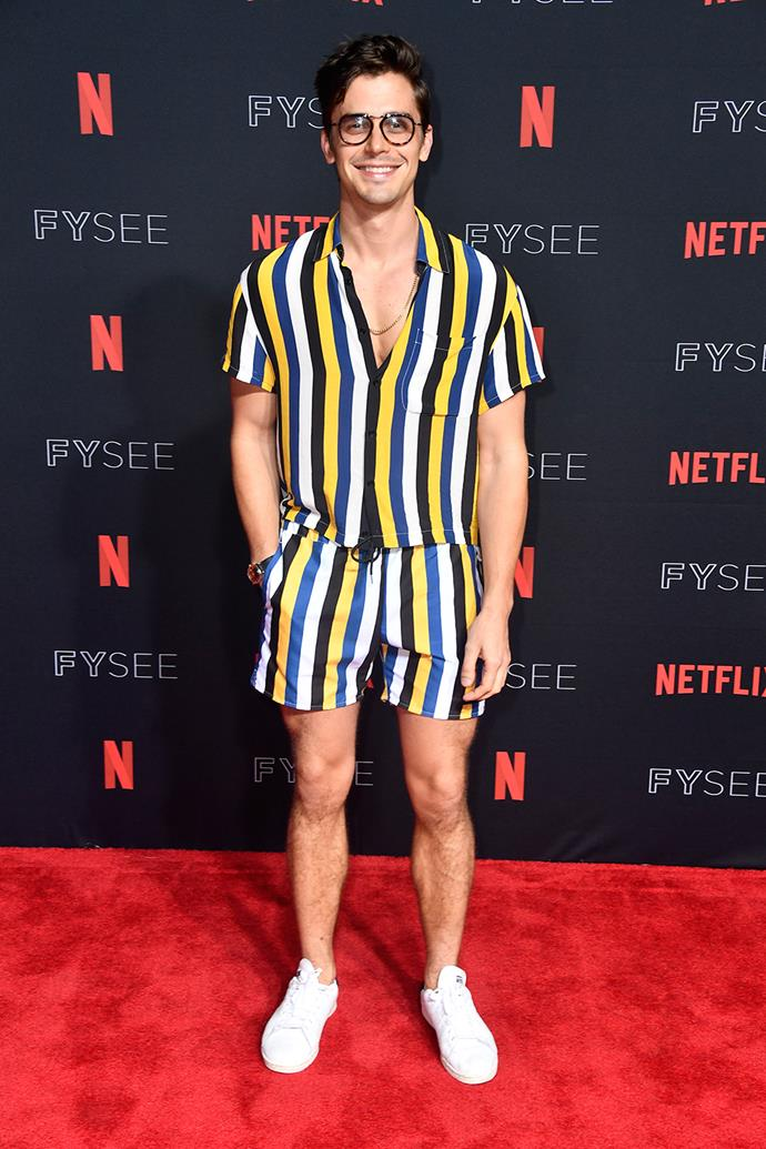 At Netflix's FYSEE Event in Los Angeles in May, 2018