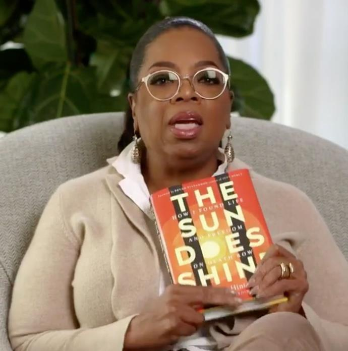 **Oprah Recommends: *The Sun Does Shine* by Anthony Ray Hinton.**  While not a novel like many of the other books on this list, *The Sun Does Shine* is an incredible memoir by a man who spent 30 years on death row after being  was falsely convicted of murder. Incredible is an understatement when it comes to this story.