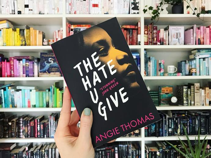 "**Emma Watson Recommends: *The Hate You Give* By Angie Thomas**   Selected as a part of Watson's book club, Our Shared Shelf, this novel tells the all too familiar tale of gun violence and police brutality in America. Although it is targeted to the YA market, the Our Shared Self forum says that the book ""transcends any age bracket"" and explained that ""it should be required reading for, well, everyone."""