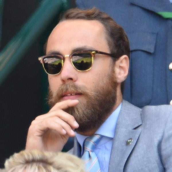 He can absolutely *murder* a pair of Ray-Ban Clubmasters, just as any guy should.