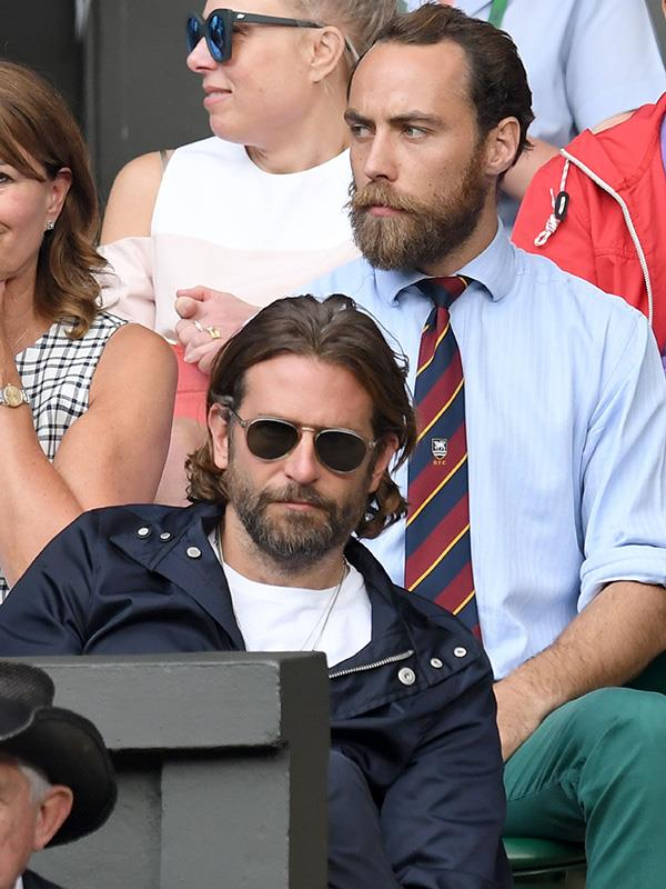 He easily managed to look more appealing than Bradley Cooper when they were pictured together. But just wait...