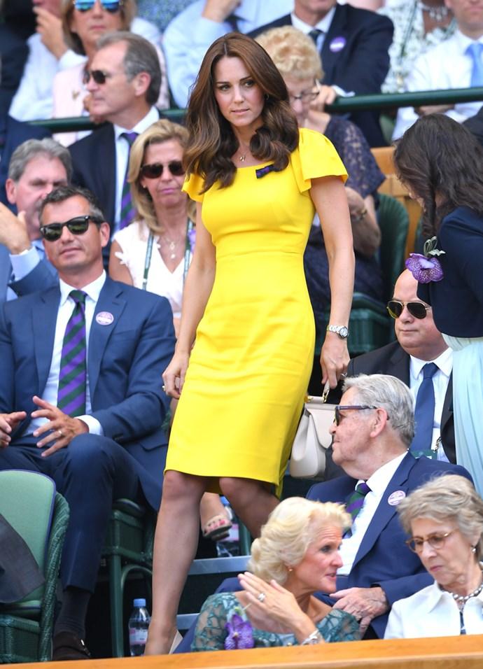 Catherine, The Duchess of Cambridge (AKA Kate Middleton)