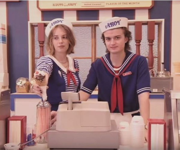 """**THERE'S A MALL INVOLVED**  A [teaser trailer](https://www.cosmopolitan.com.au/lifestyle/stranger-things-season-3-trailer-27492
