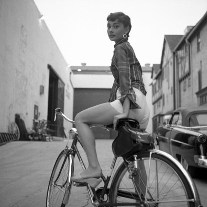 Audrey Hepburn, 1952