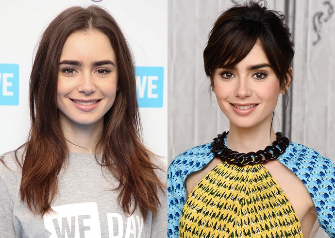 ***LILY COLLINS***