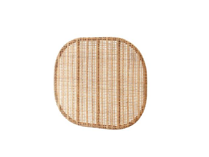 """**Jessi Deakin and Sarah Yarrow, BlackArrow Co:** """"We love the new HJÄRTELIG rattan headboard. which is a super affordable option if you want to create a cool Boho bedroom, our favourite style! It's lightweight too so good for rentals where you can only use removable adhesives.""""  *HJÄRTELIG headboard, $69, at [IKEA](https://www.ikea.com/au/en/catalog/products/70411687/