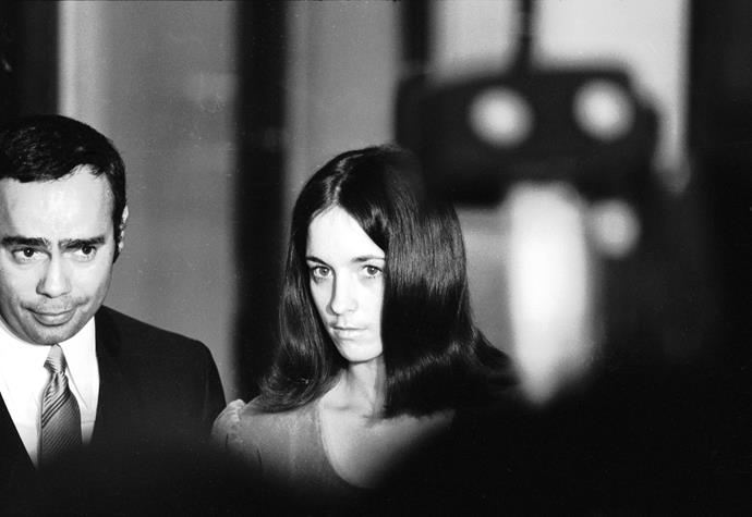 Manson Family member and Tate murderer Susan Atkins.