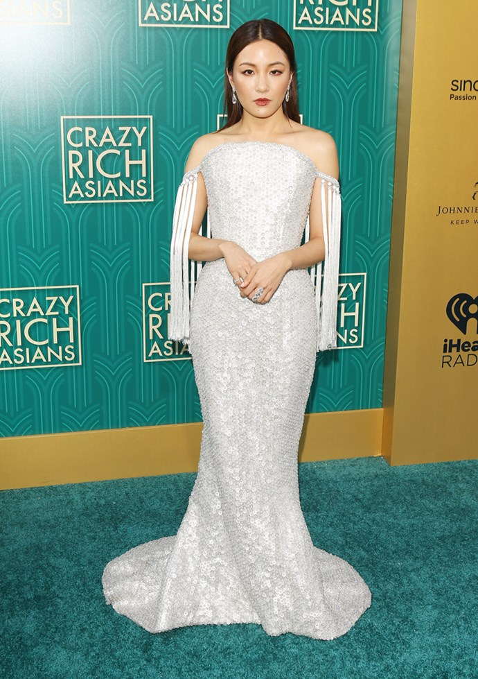 Constance Wu In Ralph & Russo Couture.
