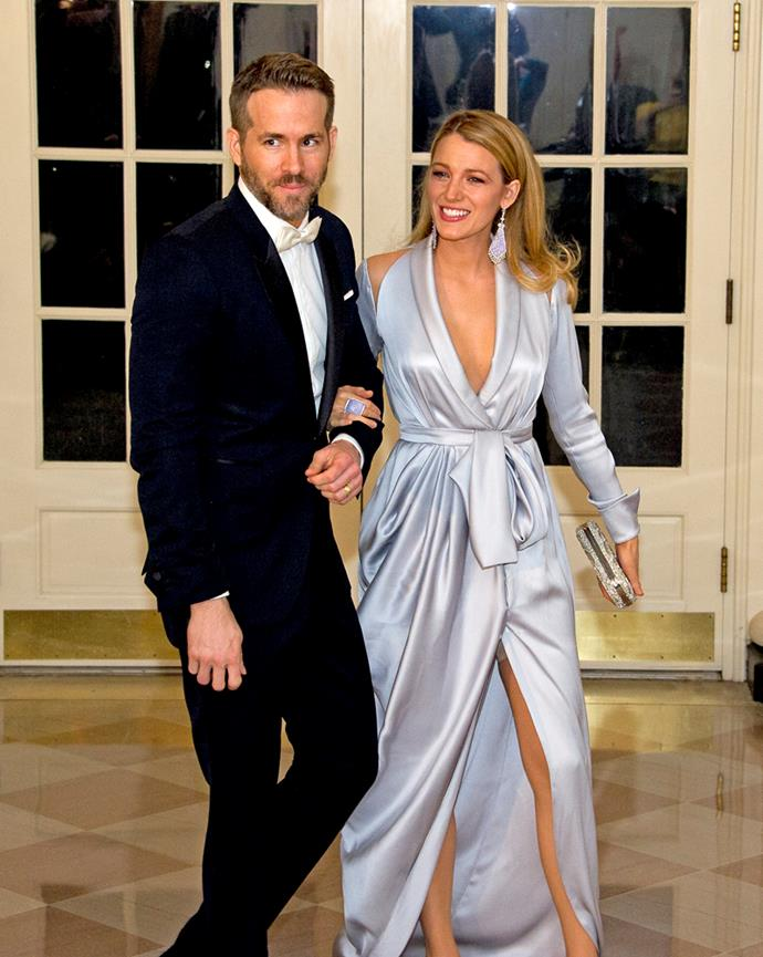 Wearing Ralph & Russo at the White House State Dinner in Washington DC on 10th March, 2016