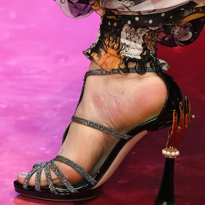 Dolce & Gabbana spring/summer '18.